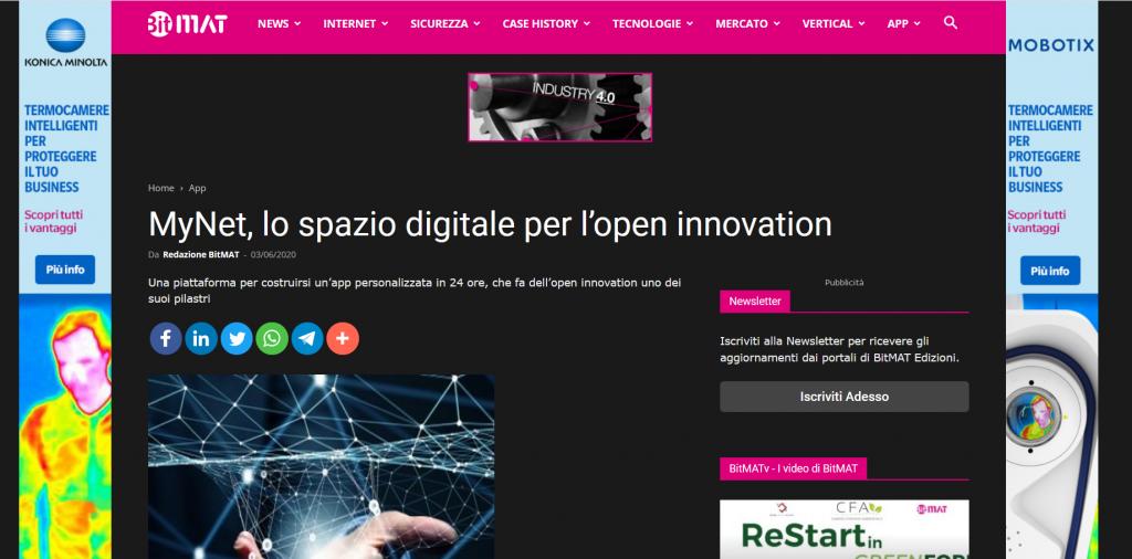 MyNet Open Innovation