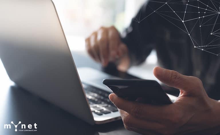 La consegna della buste paga è online grazie all'App aziendale