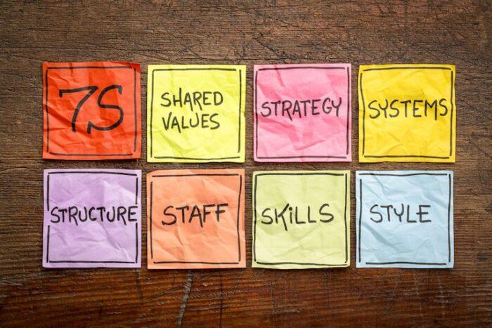 infografica sulla cultura aziendale: esempi di principi base