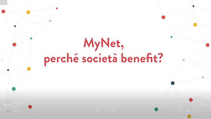 società benefit video
