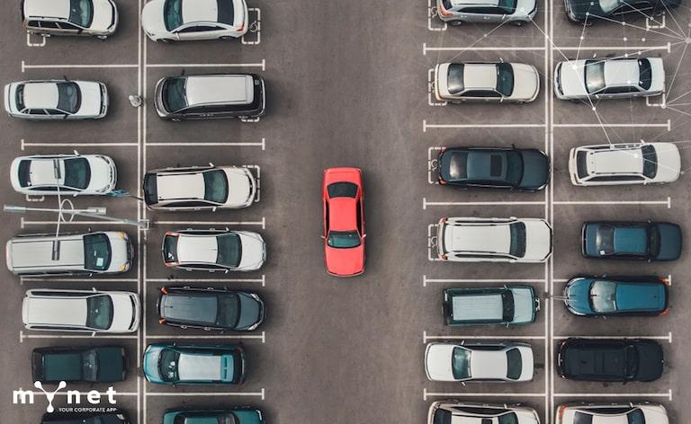 Corporate Car Sharing senza flotta aziendale? Ecco la soluzione alternativa