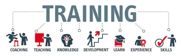 piano di formazione del personale infografica